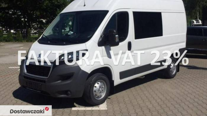 Peugeot Boxer 7 osobowy , moc 130KM 1