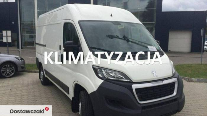 Peugeot Boxer gotowy ,  wersja L2H2 1