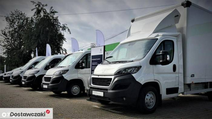 Peugeot Boxer gotowy ,  wersja L2H2 2
