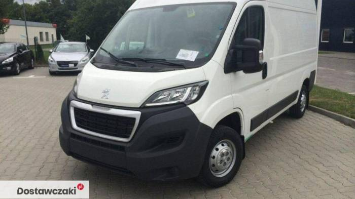 Peugeot Boxer gotowy ,  wersja L2H2 4