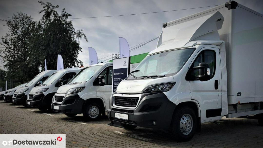 Peugeot Boxer gotowy , 10palet , firana 2