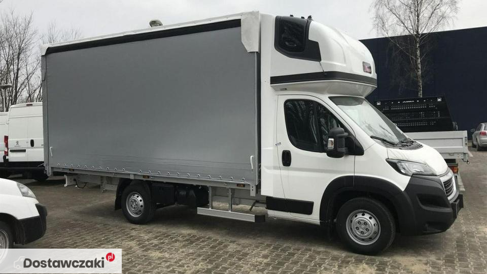 Peugeot Boxer gotowy , 10palet , firana 5