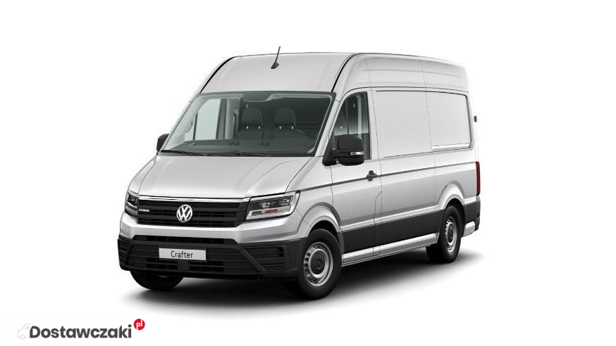 Volkswagen Crafter Nowy 4Motion 4X4 2019 PROMOCJA 1