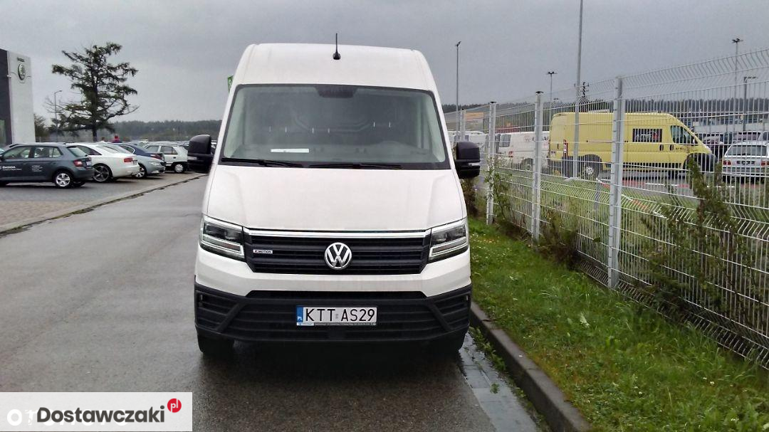 Volkswagen Crafter Nowy 4Motion 4X4 2019 PROMOCJA 10