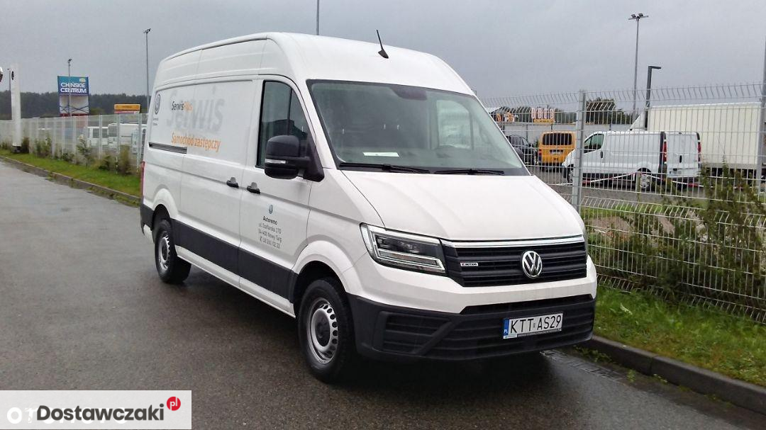 Volkswagen Crafter Nowy 4Motion 4X4 2019 PROMOCJA 11