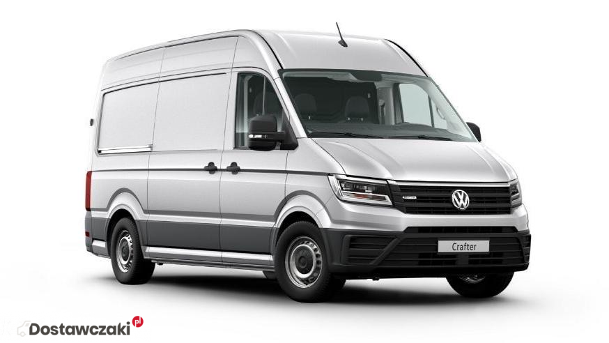 Volkswagen Crafter Nowy 4Motion 4X4 2019 PROMOCJA 6