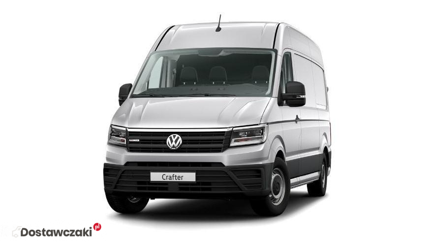 Volkswagen Crafter Nowy 4Motion 4X4 2019 PROMOCJA 7