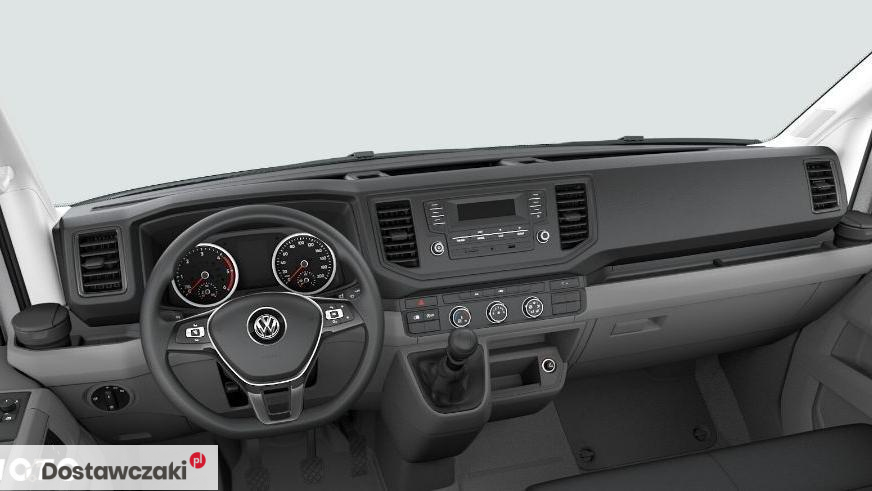 Volkswagen Crafter Nowy 4Motion 4X4 2019 PROMOCJA 9