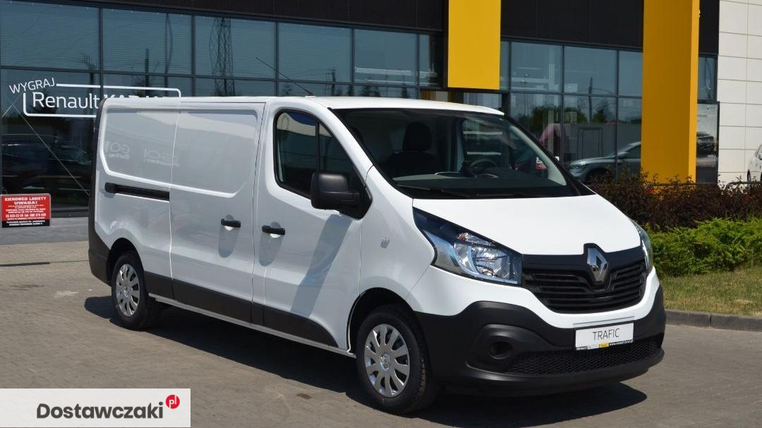 Renault Traffic Furgon Pack Clim 2,9t L2H1 Energy dCi 120 Euro6 2019 2