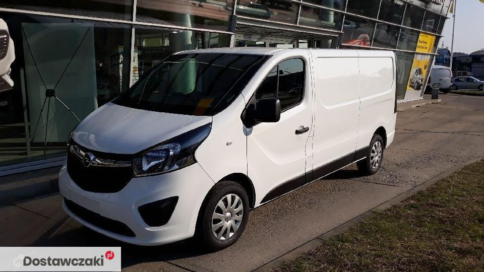 Opel Vivaro Edition Extra Long 125 KM 1