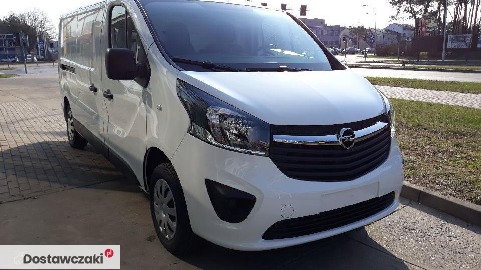 Opel Vivaro Edition Extra Long 125 KM 3