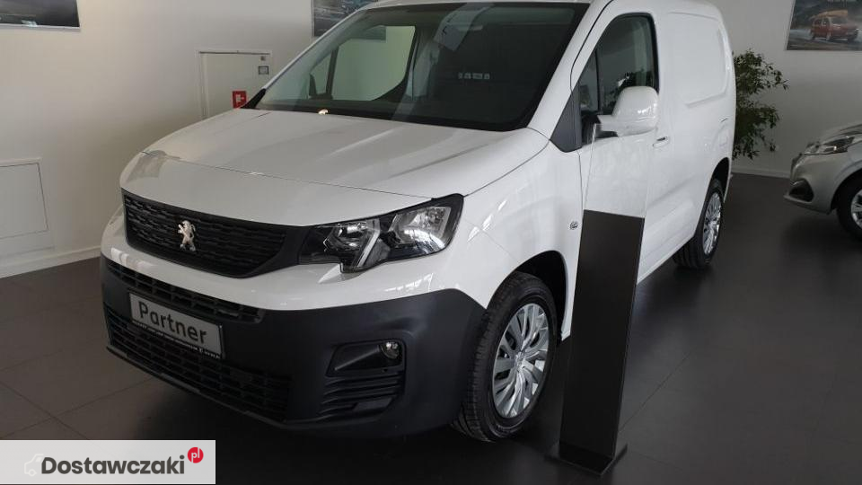 Peugeot Nowy Partner Furgon Premium Standard 1000 1.5 BlueHDi 100KM VAN OF THE YEAR 2019 1
