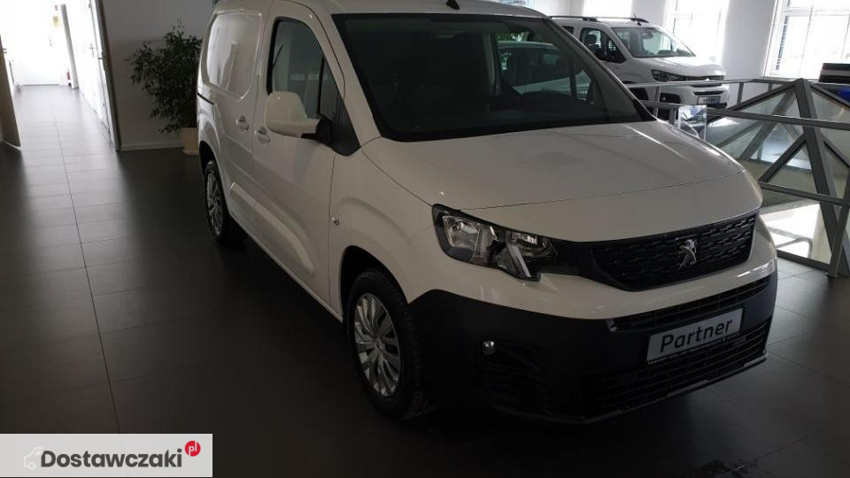 Peugeot Nowy Partner Furgon Premium Standard 1000 1.5 BlueHDi 100KM VAN OF THE YEAR 2019 2