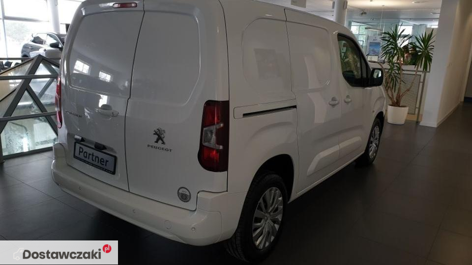 Peugeot Nowy Partner Furgon Premium Standard 1000 1.5 BlueHDi 100KM VAN OF THE YEAR 2019 3