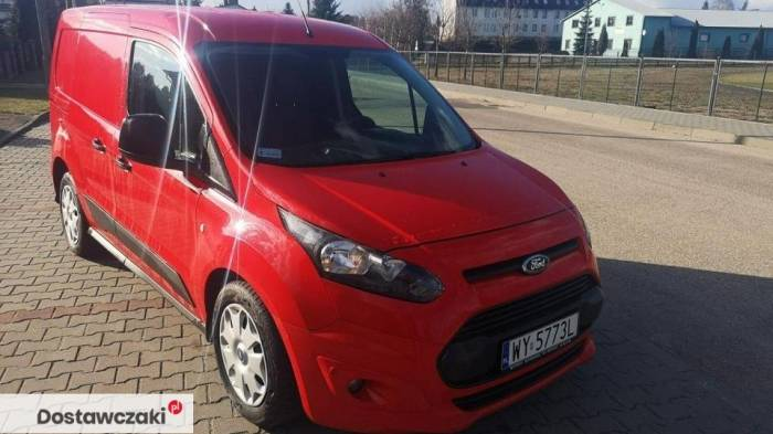 Ford Connect Transit Connect Faktura VAT 3