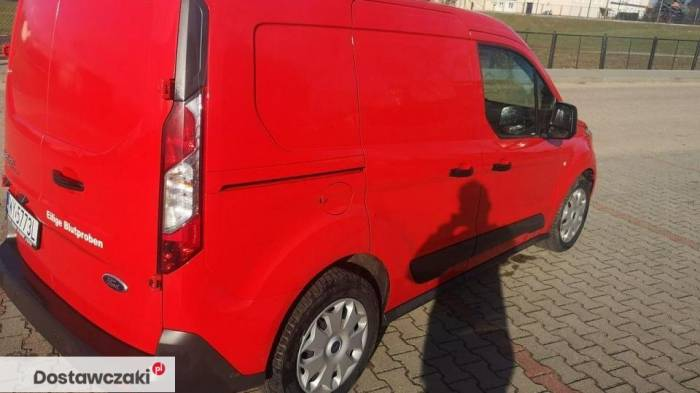 Ford Connect Transit Connect Faktura VAT 5