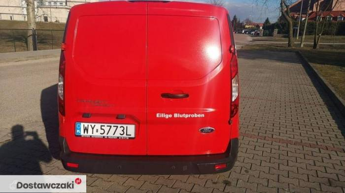 Ford Connect Transit Connect Faktura VAT 6