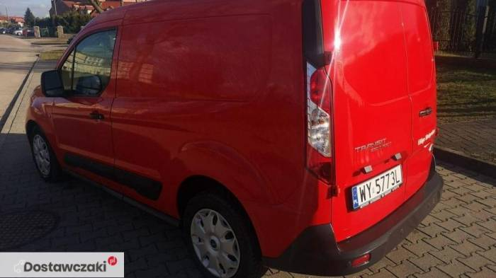 Ford Connect Transit Connect Faktura VAT 7