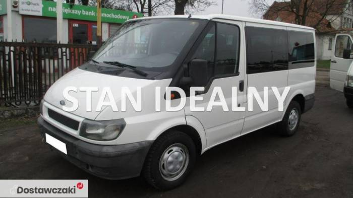 Ford Transit FORD TRANSIT 9OSOBOWY   tourneo ,airbag, tempomat 1