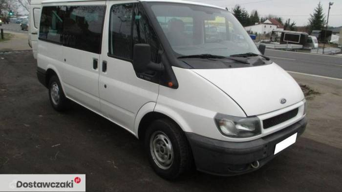 Ford Transit FORD TRANSIT 9OSOBOWY   tourneo ,airbag, tempomat 2
