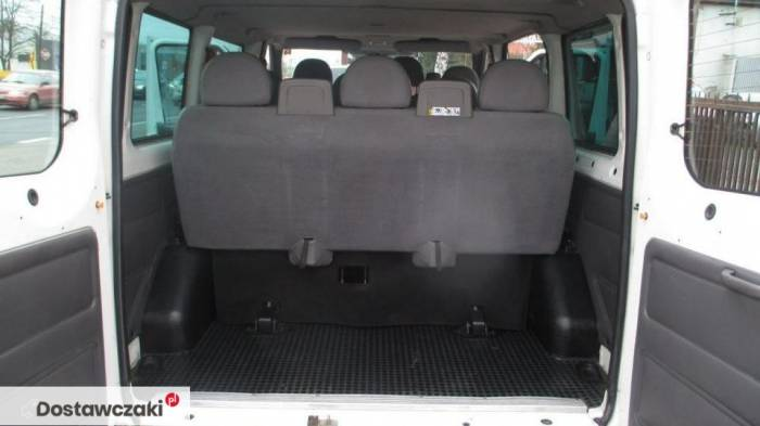 Ford Transit FORD TRANSIT 9OSOBOWY   tourneo ,airbag, tempomat 9