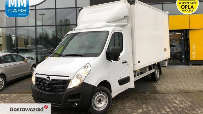 Opel Movano CHASSIS CAB 2.3D MT6 E6 S/S Podwozie Izoterma 1