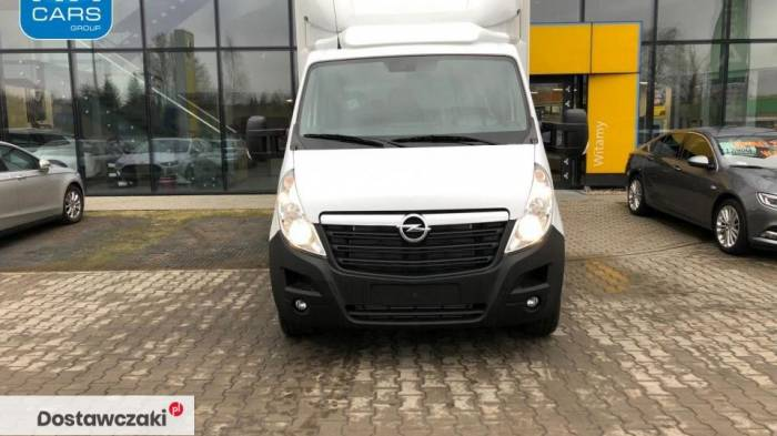 Opel Movano CHASSIS CAB 2.3D MT6 E6 S/S Podwozie Izoterma 2