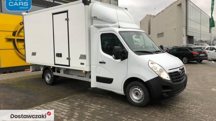 Opel Movano CHASSIS CAB 2.3D MT6 E6 S/S Podwozie Izoterma 3
