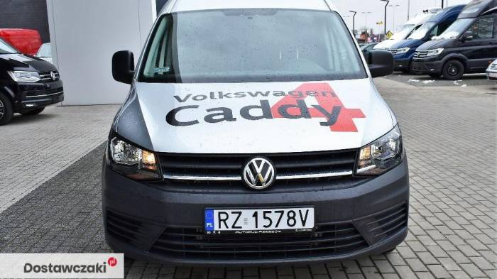 Volkswagen Caddy MAXI DEMO 2.0 TDI 102 KM DEMO Maxi/Srebrny metalik 1