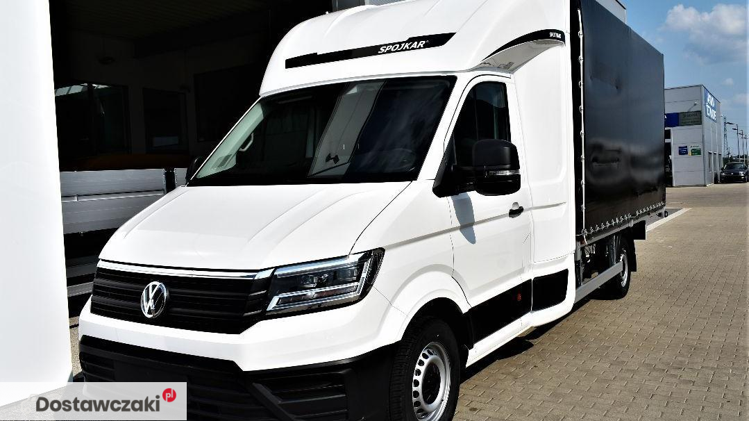 Volkswagen CRAFTER Crafter 177 KM 8 EP automat Miro 7 9 9 0 1 1 9 0 2 1