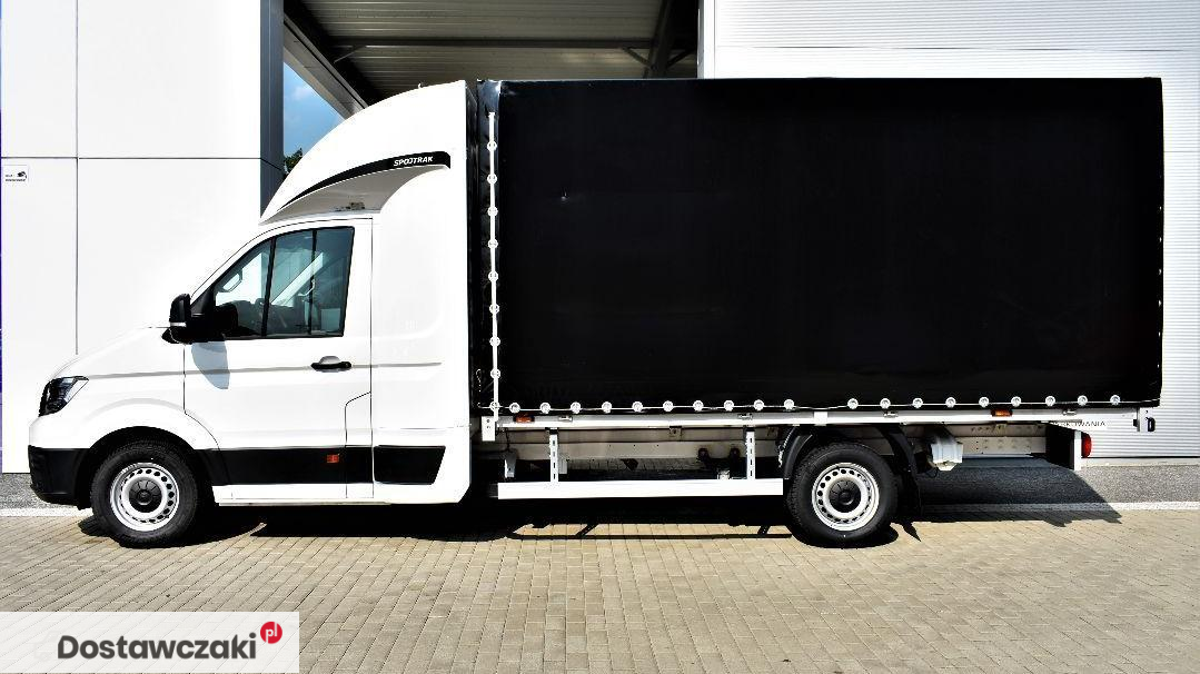 Volkswagen CRAFTER Crafter 177 KM 8 EP automat Miro 7 9 9 0 1 1 9 0 2 4