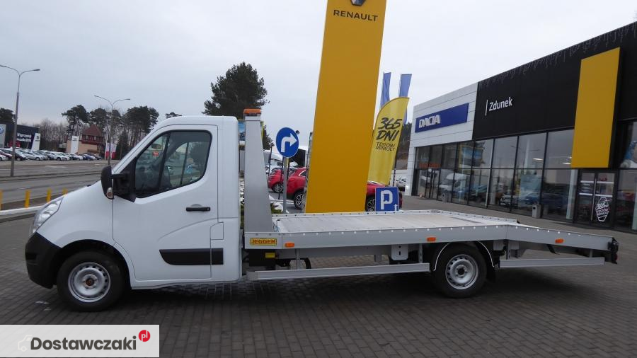 Renault Master Laweta FWD Pack Clim 3,5t L3 Energy dCi 170 OD RĘKI! 2