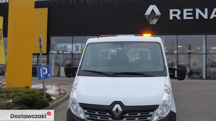 Renault Master Laweta FWD Pack Clim 3,5t L3 Energy dCi 170 OD RĘKI! 3