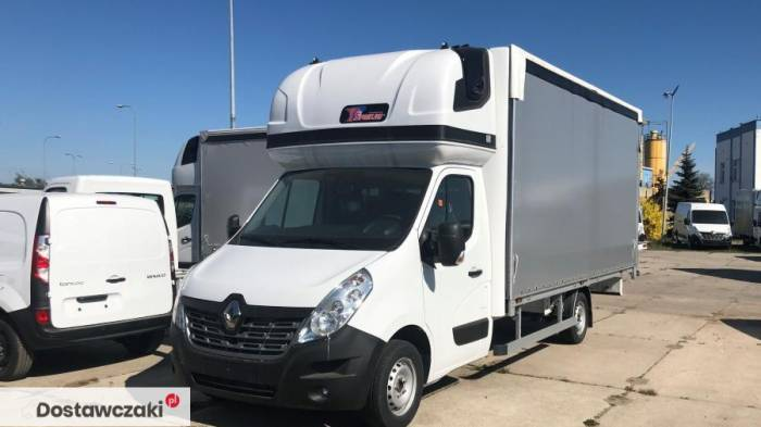 Renault Master 10EP FWD Pack Clim 3,5t L3 Energy dCi 170 OD RĘKI ! 1