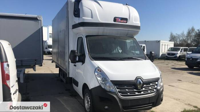 Renault Master 10EP FWD Pack Clim 3,5t L3 Energy dCi 170 OD RĘKI ! 3